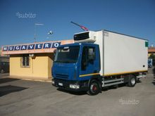 IVECO EUROCARGO 100E18 CELL AND