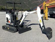 BOBCAT E20 mini excavator 2015