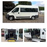 Used Disabled bus tr