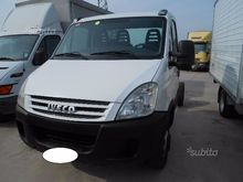 Iveco Daily 35C18 frame connect