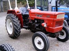 agr tractor. Fiat 480/8