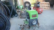 Tractor motozappa brand griffin
