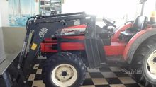 Tractor Same Solaris 35 DT with