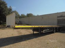 Used Extendable semi