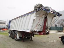 Used tipper semi-tra