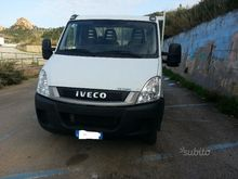 Used 35C15 IVECO wit