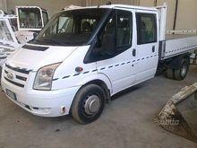 Ford transit twin cab tdi