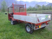 Tractor AEBI mod. TP 1000 4x4 (