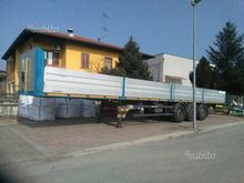 Semitrailer Cardi Pianalato - 2