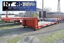 Semitrailer carrellone cradle e