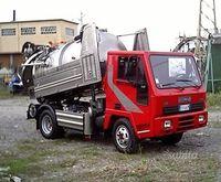 Used Vacuum Truck in