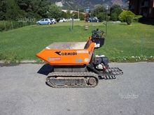 Motocariola CORMIDI 100 (cod.C4