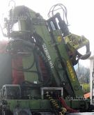 Used forestry loader