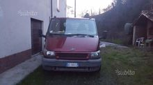 Ford Transit dropside long