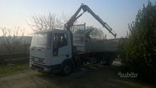 Iveco Eurocargo tipper + crane