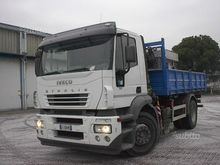 Iveco Stralis 190E27 tipper and