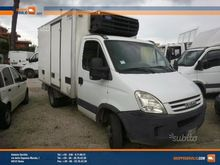 Iveco daily cold storage step 3