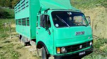 Animal transport trucks
