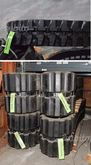Rubber tracks for excavators an