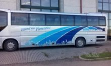 Coach Iveco euroclass ideal for