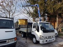 Used Isuzu tipper 35