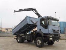 Iveco Trakker 4x4 Crane + AD190