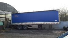 Used Semi trailer ci