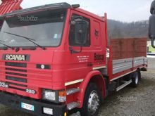Used Scania 93M in V