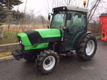 Used Tractor DEUTZ-F