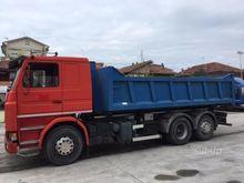 Scania 143M demountable