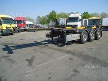 Semitrailer umberto piacenza s3