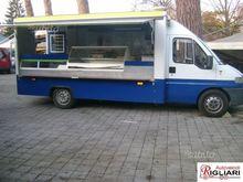Street food fiat ducato 2.5 Com