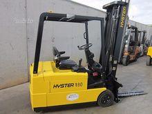 Hyster electric trolley 18q.li