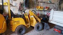 Used Mini mini excav
