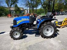 Solis 26 hp tractor import germ