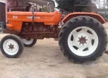 Tractor om 650
