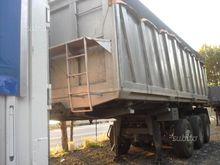 Semitrailer minerva 30 sqm Iron