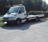 Tow truck Iveco 35 c13a 2.8 TD
