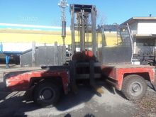 Used Forklift pagan