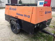 Compair Holman compressor