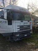 Iveco 240E 42 with crane