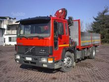Used Volvo FL 165q 1