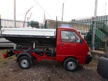 Piaggio porter diesel 1.4 rib.t