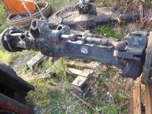 Used ZF axle for whe