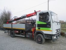 Iveco Eurocargo with benelli an
