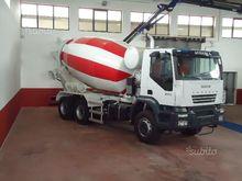 Used Iveco Trakker 3