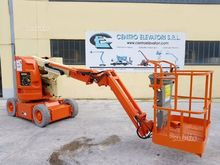 Self-propelled platform JLG 300