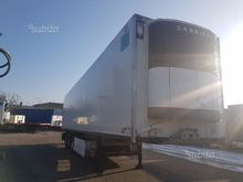 13.60 refrigerator semi-trailer