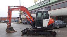 Used Excavator Kubot