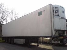 Refrigerators semitrailers with